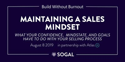 Maintaining a Sales Mindset [Webinar]