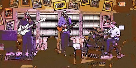 Sam Barlow and his True Blue Band: Live at Sacred Grounds - Sat, June 22, 2019 tickets