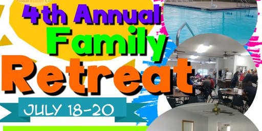 LETS STAND FOR FAMILY RETREAT