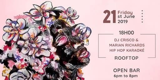 KAZI FEST': Open Bar, Hip Hop Karaoké & Live Session