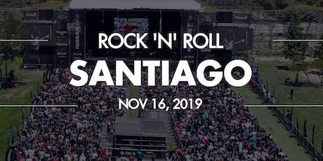 Rock´n Roll Santiago 2019 - Inscrição  entradas