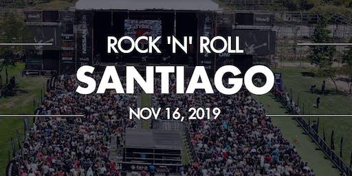 Rock´n Roll Santiago 2019 - Inscrição