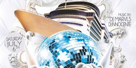 All White Party Cruise At Pier 15 tickets