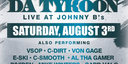 Da Tykoon Live at Johnny B's