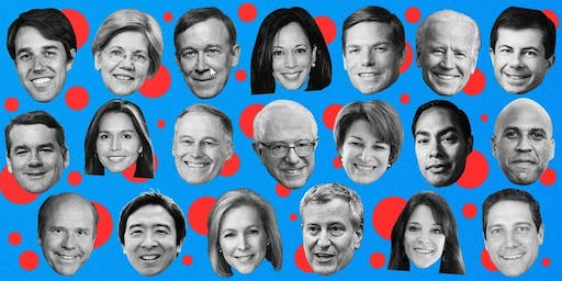 Second Democratic Presidential Debate (Downtown) - Thursday, June 27