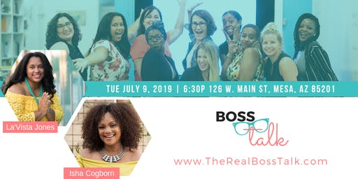 Boss Talk - July 9th Session