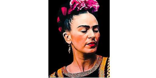 Frida Paint Party Houston