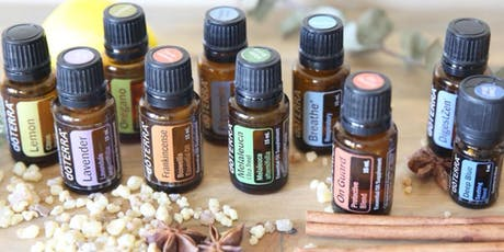 Essential Oils for the medicine cabinet tickets