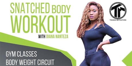 Snatched Body Workout tickets