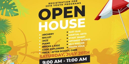 2019 Open House