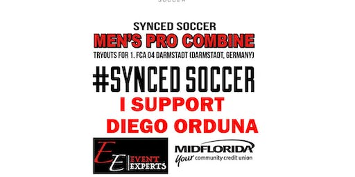 Support Diego Orduna Trip to Germany