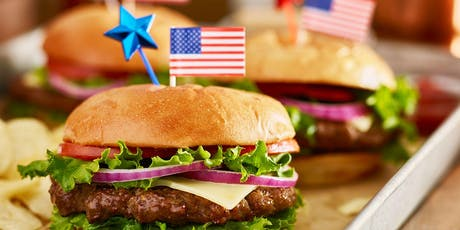 INDEPENDENCE DAY   KICK OFF COOKOUT tickets