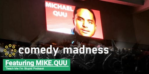 Half Price Tickets to Comedy Madness Show at Helium Comedy Club