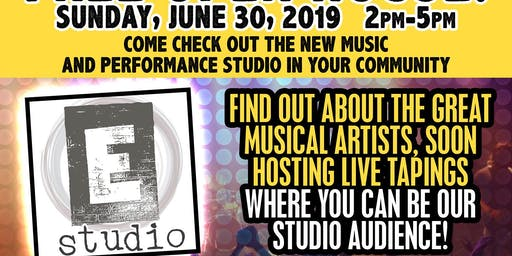 E Studio Open House- Public Invited