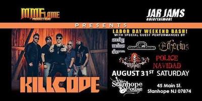 Killcode at The Stanhope House