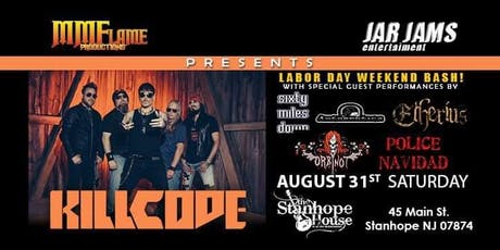 Killcode at The Stanhope House tickets