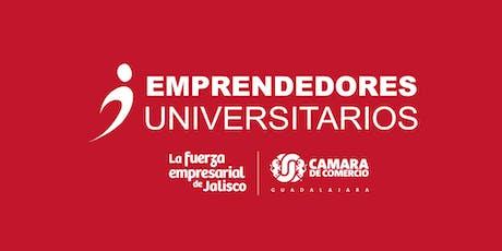 Emprendedores Universitarios: Convivencia de fin de semestre boletos