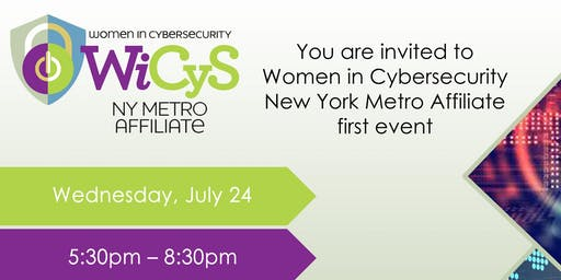 Women in Cybersecurity (WiCyS) - NY Metro Affiliate Launch!