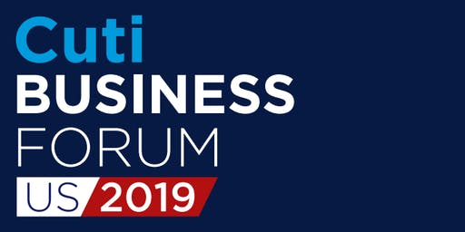 Cuti Business Forum - US 2019