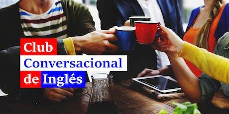 Club Conversacional de Inglés  entradas