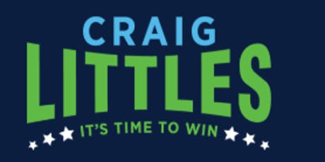 Chat & Chew w/City Council Canidate Craig Littles tickets