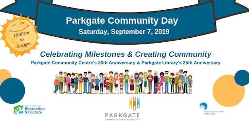 Parkgate Community Day