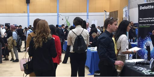 Sheridan College's Business Career Fair (for Sheridan students & graduates only)