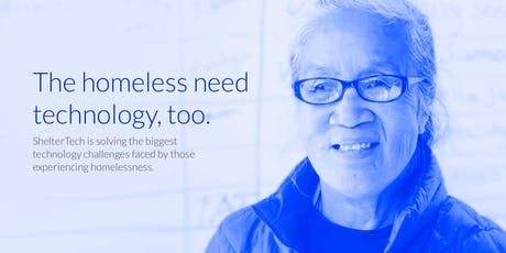 Discussion with ShelterTech: Digital Solutions for the Homeless in SF tickets