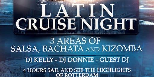 Latin Cruise Night (Boat Party)!