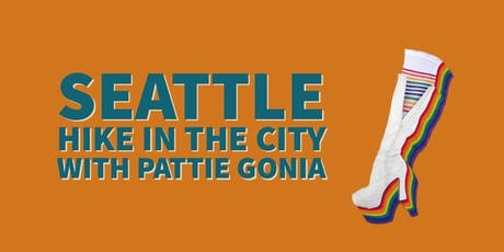 Seattle Hike in the City with Pattie Gonia tickets