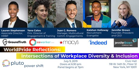 WorldPride Reflections: Intersections of Workplace Diversity & Inclusion tickets