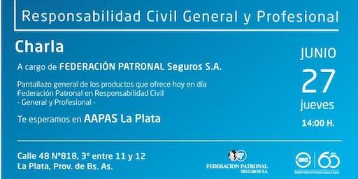 Charla Responsabilidad Civil  General y Profesional