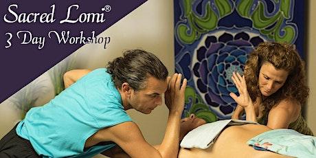 Sacred Lomi® 3 Day LomiLomi Workshop • November 2020 tickets