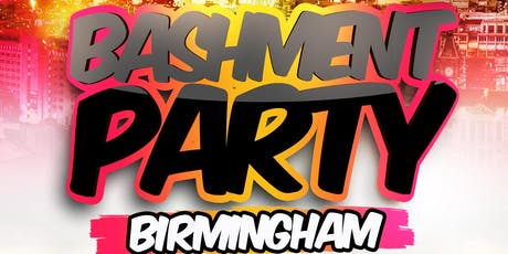 Bashment Party Birmingham - Summer Carnival tickets
