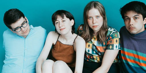 Frankie Cosmos w/ Lina Tullgren & Locate S,1 at Ace of Cups