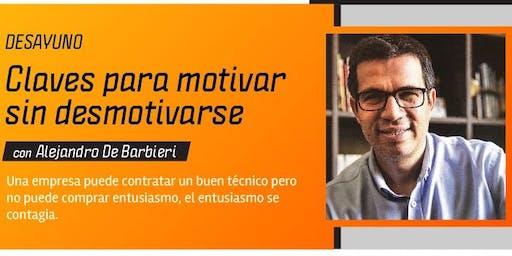 Desayuno Empresarial con Alejandro De Barbieri