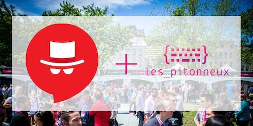 Les Pitonneux @HackerFest 2019