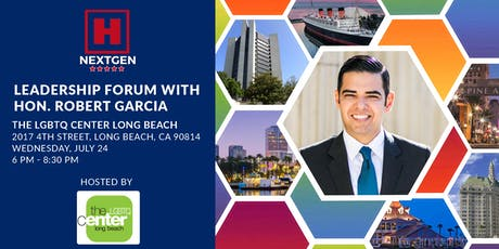 HONOR PAC Leadership Forum w/ Hon. Robert Garcia, Mayor of Long Beach tickets