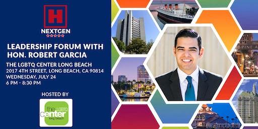 HONOR PAC Leadership Forum w/ Hon. Robert Garcia, Mayor of Long Beach