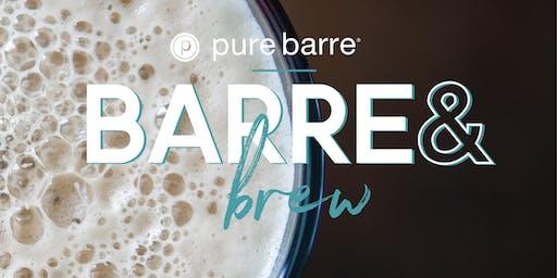 Barre & Brew: Pure Barre Grand Blanc Pop Up Class