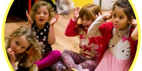 Copy of Campfire Club - Writing club for ages 3 - 5 tickets