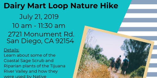 Dairy Mart Loop Nature Hike