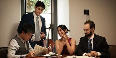 Telegraph Quartet with Clarinetist Marco Bonfigli