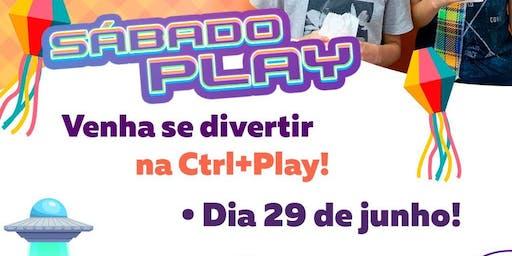 Arraiá Sábado Play - 3ª edição