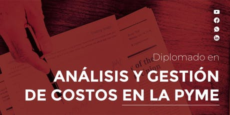 Análisis y Gestión de Costos en la PyME ~CONSULTA por más INFO~ entradas