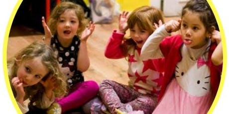 Campfire Club - Writing club for ages 3 - 5 tickets