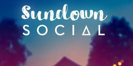 Sundown Social tickets