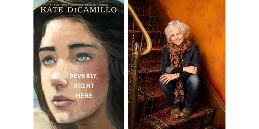 Meet Kate DiCamillo