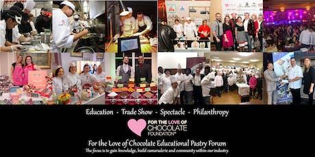 FLOC Pastry Forum tickets