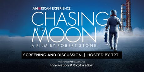 Screening and Discussion of Chasing the Moon tickets